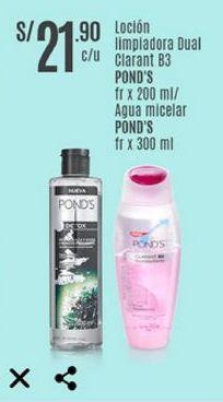 Oferta de Loción hidratante Pond's por S/ 21,9