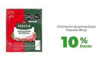 Oferta de Chicharrón de prensa Suiza - Paquete 180 gr por