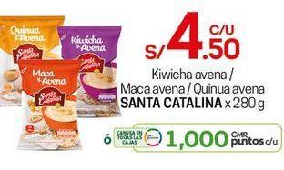 Oferta de Avena Santa Catalina por S/ 4,5