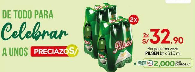 Oferta de Cerveza Pilsen por S/ 32,9