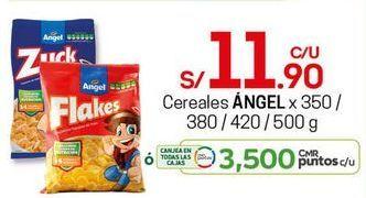 Oferta de Cereales Ángel por S/ 11,9