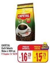 Oferta de Café Cafetal por S/ 16,29
