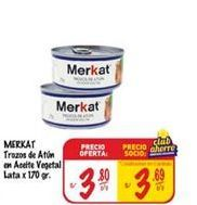Oferta de Atún en conserva Merkat por S/ 3,8