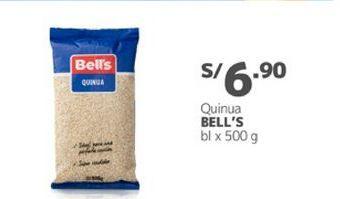 Oferta de Quinua Bell's por S/ 6,9