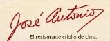 Logo José  Antonio Restaurante