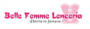 Logo Belle Femme Lencería